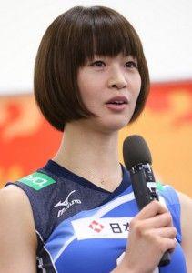 新・新・新・有名人の名前でしりとり 木村沙織   バレー選手。可愛い。