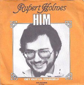 新・新・新・有名人の名前でしりとり ルパート・ホルムズ  イギリス生まれのアメリカ人でAOR系のシンガーソングライター