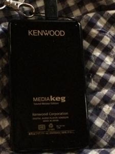 7844 - (株)マーベラス KENWOOD MEDIA  keg  HD60gd9 sound meister edition