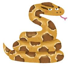 3197 - (株)すかいらーくホールディングス アニメニシキヘビこっそり捕まえたじゃろ。 家で、飼っとるんかね。あにめ♬ニシキヘビ💛