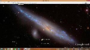 宇宙のひもを発見! 長大な流れ星