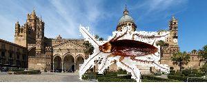 Let'sPensées![Philae] 大聖堂は私です 私はゴキブリです ∴ 大聖堂はゴキブリです ^^