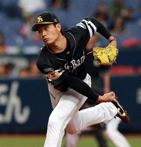 九州のダル!武田翔太#30 何やってまんねん!! 今日のOP戦(阪神戦)で、2回を7安打1四球3失点とボロボロの内容。 今日はた