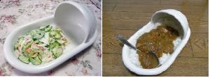 2915 - ケンコーマヨネーズ(株) そうか!! 皿だには、カレーが合う💛  カレーも売ったら利益が⤴⤴ ついでに、皿も売ろう♬ (*・&