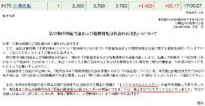 9179 - 川崎近海汽船(株) 株主通信到着。 【 単元未満株式のみホルダーは「オリジナル卓上カレンダー」廃止 】 になったのを知る