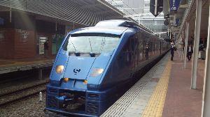 †九州の鉄道を応援しよう† 博多にてソニック