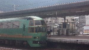 †九州の鉄道を応援しよう† ゆふいんのもり