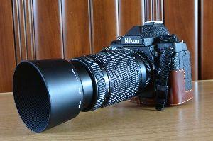 写真仲間を作りましょう こんばんは。  Ai-AF Nikkor ED70-300mmF4-5.6Dを受け取ってきました。
