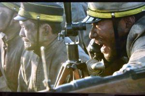 4978 - (株)リプロセル 児玉「そこらか青天井は見えるか!」。兵士「見えまーす」