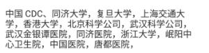 4978 - (株)リプロセル ざっとみても中国はこれくらいの会社、病院、大学がワクチン開発にのりだしてますね。 利権をとるのとメン