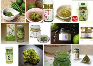 宮崎をドライブ >一人鍋もいいね!  薬味は、断然柚子胡椒です。 これがあれば、他はいりません。