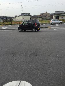 2015年11月11日(水) 日本 vs メキシコ 1次ラウンド グループB 滋賀県警くさつ警察の怠慢!1昼夜コンビニの駐車場に無造作に止めた放置車両。オーナーが撤去要請しても
