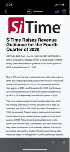 SITM - サイタイム Q4の予想利益を上げてきたのにも関わらず時間外動かず。。。 どう言うこと?