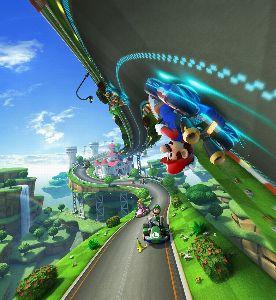 我らが落合フクシを応援しよう^^ Wiiuとマリオカート8を買ってきた マリオカートとか64ぶりなんだけどw