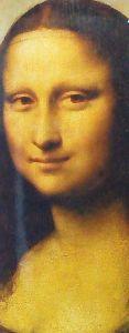 外野席・レオナルド ダビンチは何者だぁ~! 悪夢の「モナリザ」はマジで何を訴えてるんだろうか? 不気味に思える・・・・。