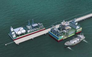 7012 - 川崎重工業(株) 2019年06月07日 プレスリリース 浮体式LNG発電プラントの基本承認を取得