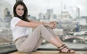 新 有名人の名前で しりとり キーリー・ホーズ  イギリス・ロンドン出身の女優