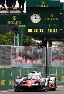 FIA 世界耐久レース選手権 (WEC) 【The Flame】 2016年のル・マン24時間レースが終了した。  前戦のスパ6時間が終わった