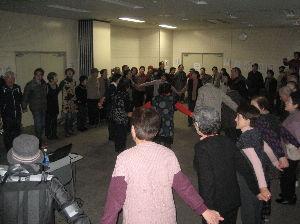 歌声喫茶in行橋 12月度歌声無事終了。