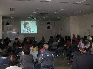 歌声喫茶in行橋 18日 11月度歌声喫茶 70名ほどの参加で無事終了。