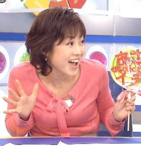 好きなアナウンサー 有働アナはどうしていつまでも素敵なんでしょう