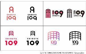9005 - 東急(株) 「渋谷109」新ロゴを決定する最終一般ウェブ投票を開始   SHIBUYA109が、2019年に40