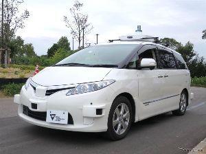4667 - アイサンテクノロジー(株) 今日の試験はトヨタ自動車で愛知県とアイサンテクノロジーとティアフォーが主体となって、愛知県幸田町がレ