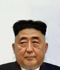 安倍総理と金正恩は似ている。 安倍総理と金正恩は似ている。
