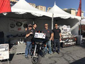 Practical English Usage > > Las Vegas, Harley Davidson bike festa !
