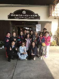 Practical English Usage JTB 2018秋季  長野豐滿 歡迎  Yuu Tenguf 大先生    憲章免費巴士 10月2
