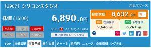 3907 - シリコンスタジオ(株) 6月はVR関連イベント目白押し。