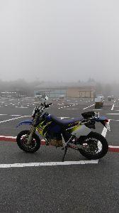 ★スーパーシェルパ★ 天気予報も日中は降らないって言ってたので、早速ながら 年内最後・・・(たぶん)の富士山一周一人ツーリ