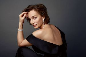 イギリス俳優についてかたろう♪ Happy Birthday to Kristin Scott Thomas, born 24 Ma