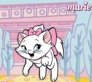 猫の写真を貼っていこう マリーちゃん のイラスト  気にいっています。   マリーちゃんの ことを      教えて~♪