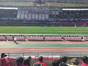 今日のセレッソ 今日は、埼玉で大一番。久々のNHK全国放送。絶対勝利しましょう。 浦和・鹿島・川崎からは、勝ち点6確