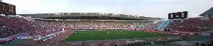 今日のセレッソ 今年は、毎試合こんな感じの長居スタジアムが見れそうです。 今度こそJ1への片道切符で