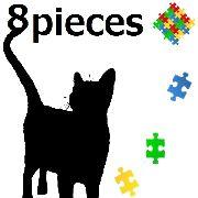 =8pieces=