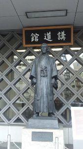 プロ野球「天才」を語ろう! 東京ドーム近くに立つ銅像。 巨人ファンであったに違いないと思います。