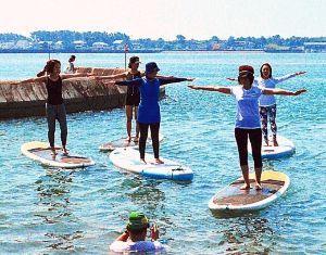 サロン浜名湖ღ❤ღ´ェ`*)・・・・・。 浜松市西区舞阪町の弁天島海浜公園海水浴場が15日、海開きを迎えた。シーズン中の安全を願う神事に加え、