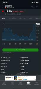 NVDA - エヌビディア シャオミの逆張りも成功 取得単価下げるのに 300万円突っ込んだw