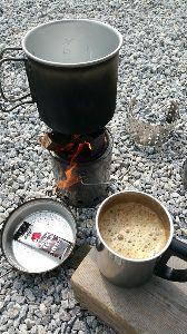 ○o。.ぶくぶく.。o○ &コーヒー