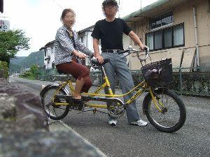 しまなみ海道のサイクリングに挑戦したい kさん、こんばんは。 >諏訪湖2周 楽しかったでしょうね。息子さんといっしょに走れるってのはいいです