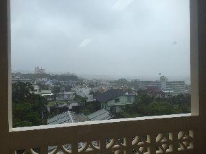 優しい風が吹くように(^_^) 今日の雨です。雨です