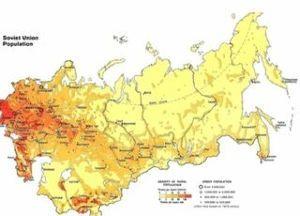^DJI - NYダウ ロシアは国土が広いから、大国に見えますが、実際に人が住める地域、人が住んでる地域は偏っていています、