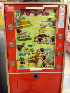 ^DJI - NYダウ 昔、駄菓子屋の前に置いてあった、このコインゲームの方がおもちろいど、、、、、(´・&om