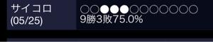 3563 - (株)スシローグローバルホールディングス 7連騰してたのか! 今日、下ひげ陰線。 明日が全く読めない。