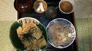 高山ライダーズ またまた大野市まで醤油カツ丼食べに行ってきました~ 今回は「お清水」へ!!
