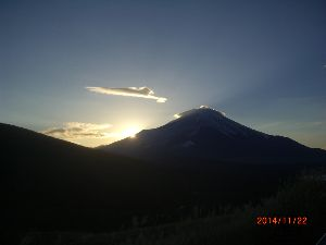 阪神より、ノンビリ、トコトコ走りましょう 富士山!行ってきましたでぇ~^^v  めっちゃ!エエ天気でしかも、温かったぁ~^^v   山頂の雪も