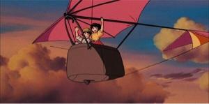 3656 - KLab(株) バルス!ヽ(・∀・)  飛行石が売り豚を連れて天高く上がっていくーw ヽ(・&fora