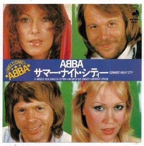 宙の独り遊び  53年にABBAが歌いました     Summer Night City   ♪https://w